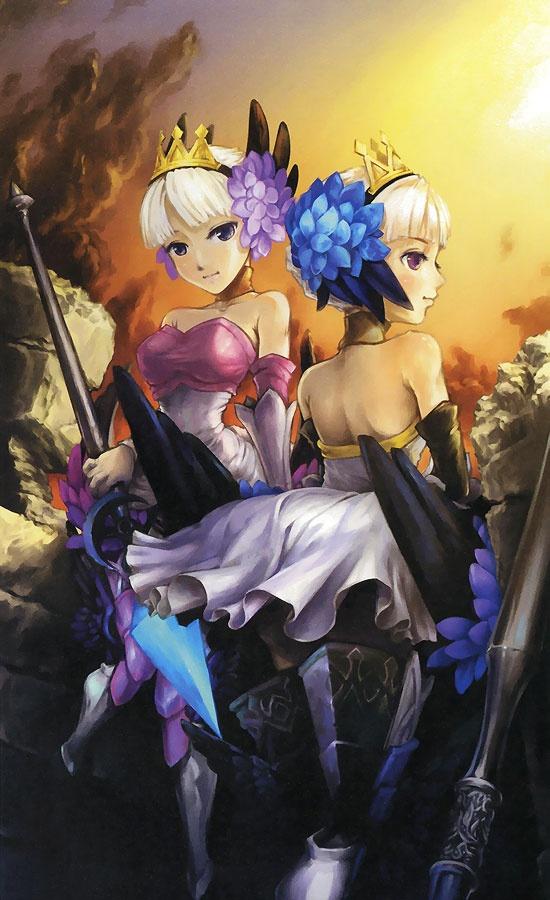 Griselda & Gwen. from Odin Sphere