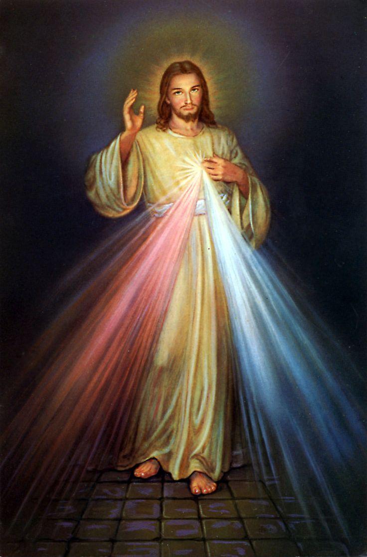 Sacred Heart Of Divine Mercy