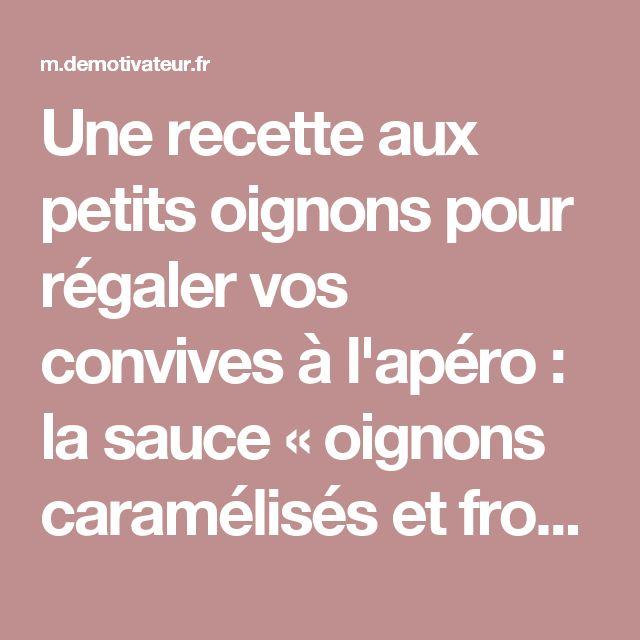 Une recette aux petits oignons pour régaler vos convives à l'apéro : la sauce « oignons caramélisés et fromage frais », accompagnée de Pringles Tortilla chips