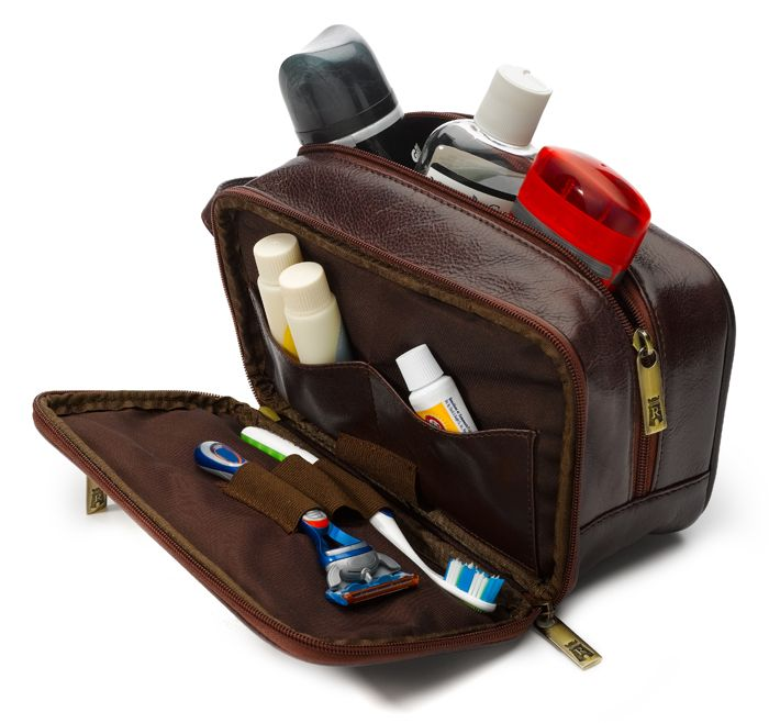 Really need a new travel kit for when we vacation and stuff.. The one I have has gotten too small and want a bigger, nicer, (leather?) one for trips... And a cheaper one for my gym bag