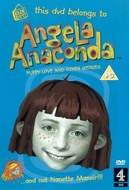 Angela Anaconda Poster