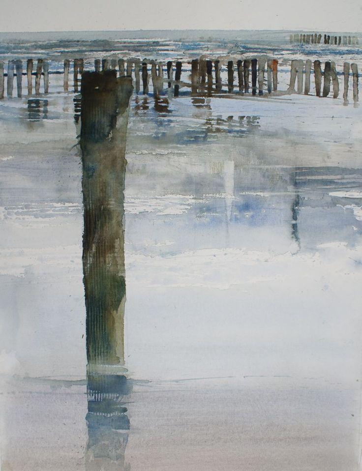 Groynes by Xavier Swolfs