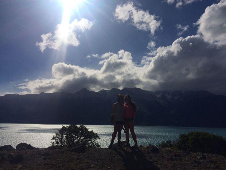 Lago General Carrera - Paso las Llaves - XI Region de Aysen