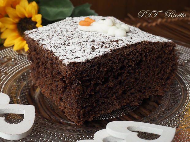 Torta dietetica al cioccolato 6