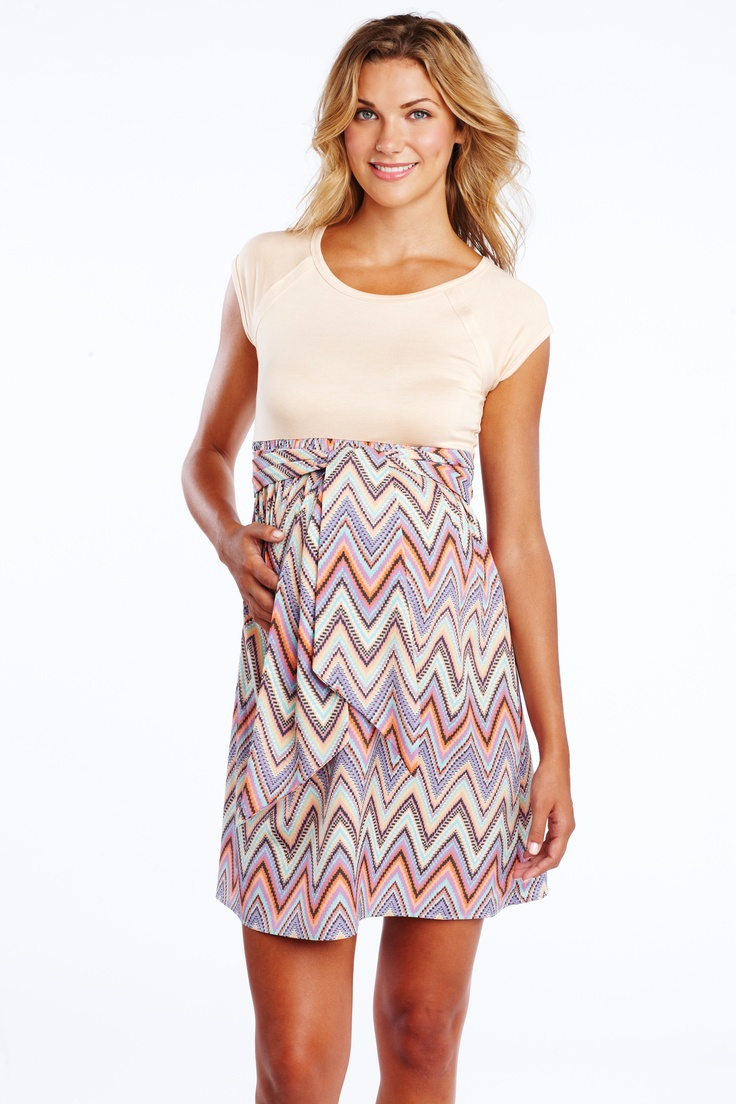 74 best maternity style images on pinterest bear boyfriends and maternal america scoop neck front tie in missoni easter maternity dresses from maternal america are so ombrellifo Choice Image