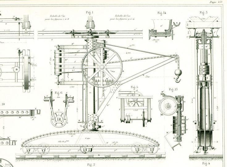 gravure ancienne brevet publication industrielle technique paris ingnieur bitrix