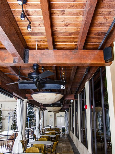 Woodland Faux Wood Beams By Home Ideas