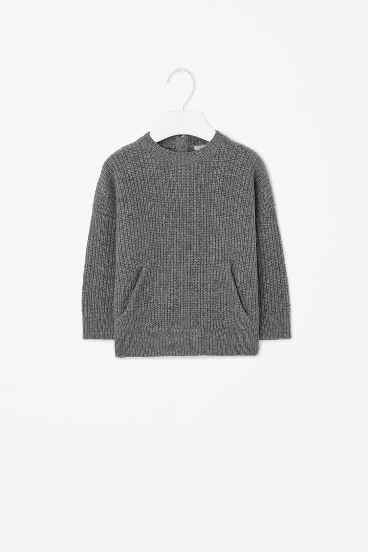 COS | Zip back jumper