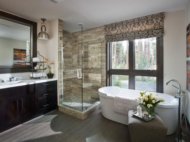 Master Bathroom Pictures From HGTV Dream Home 2014, Truckee, CA (over $2m)