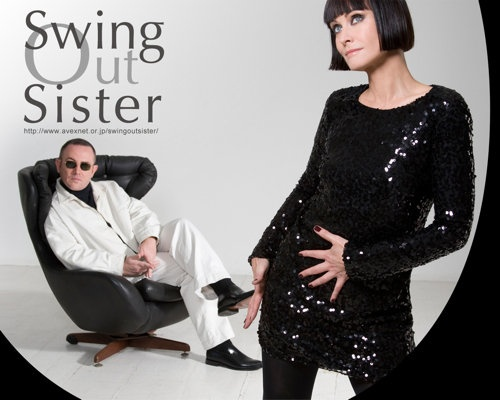 Swing Out Sister @ Java Jazz Festival 2012