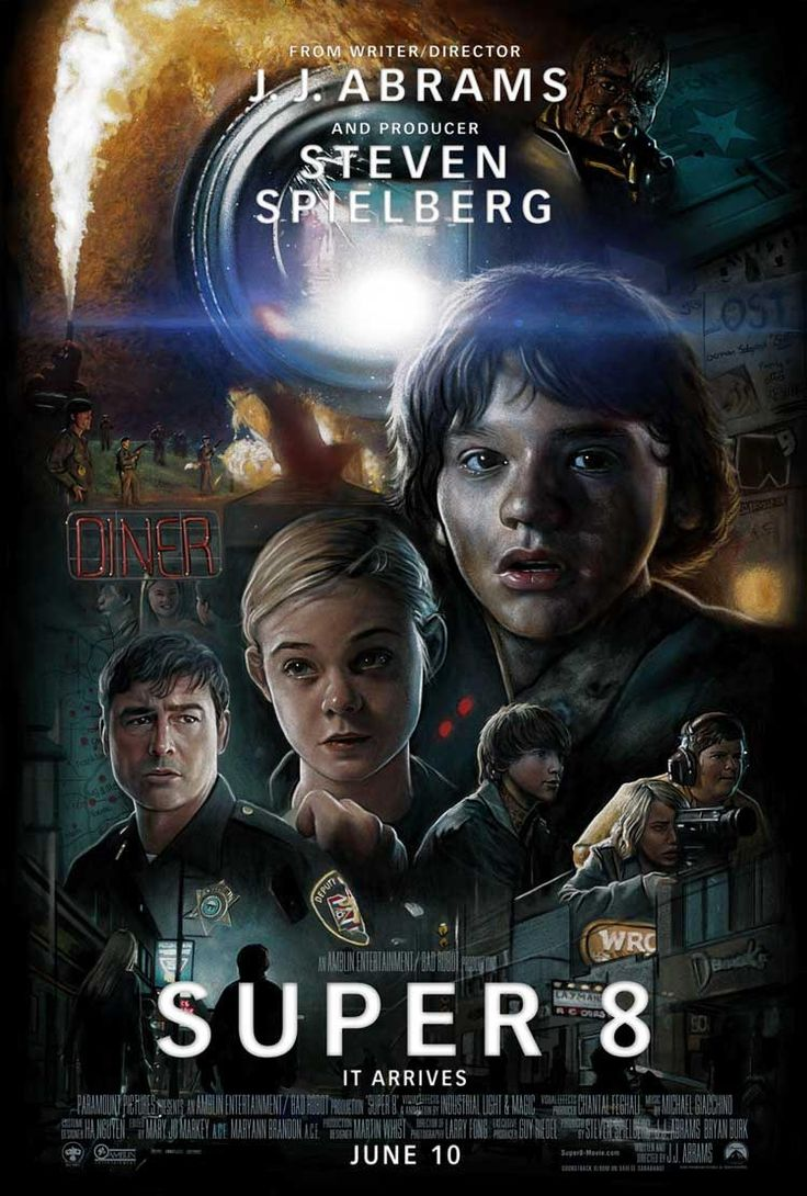 LeapBackBlog (Movies, TV, Games, Music, and Whatever): Super 8 ...