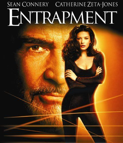 Entrapment: Sean Connery, Catherine Zeta-Jones, Ving Rhames, Will Patton