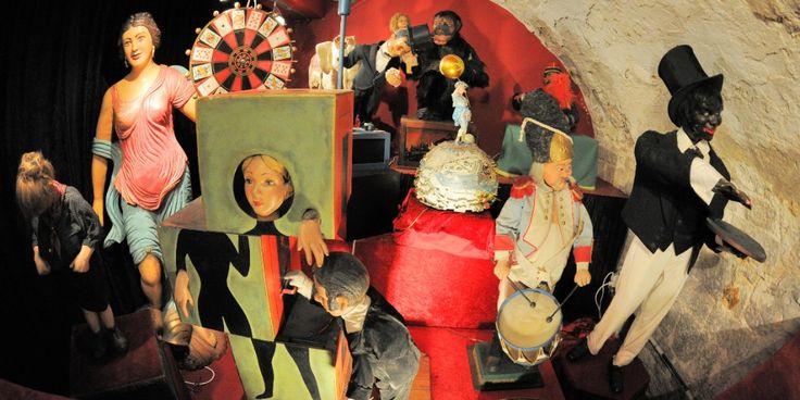 Le Musée de la Magie et des Automates de Paris