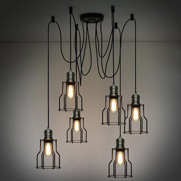 9d188a9d4f3bf266f86b515dd84ad06e chandelier lighting chandeliers best 25 edison bulb chandelier ideas on pinterest edison photo Wiring a Chandelier Diagram at eliteediting.co
