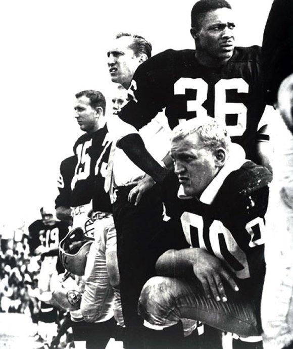 Al Davis July 4, 1929 - October 8, 2011