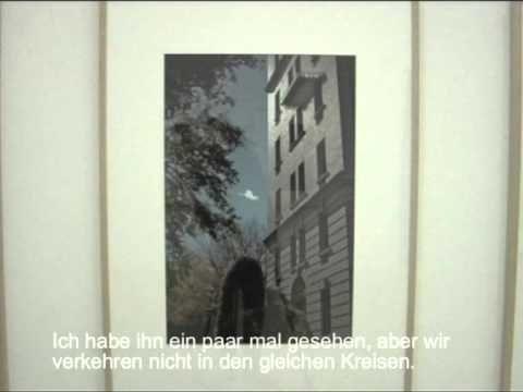 John-Gossage-Ausstellung im Sprengel Museum Hannover