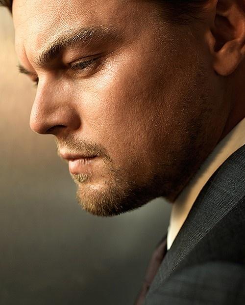 DiCaprio Headshot