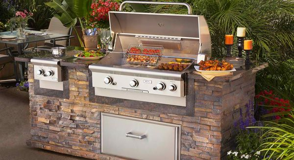 20 Fancy Modular Outdoor Kitchen Designs