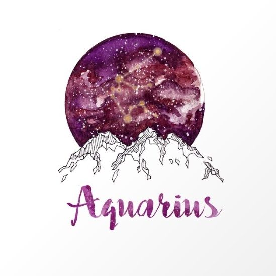 Aquarius cosmos