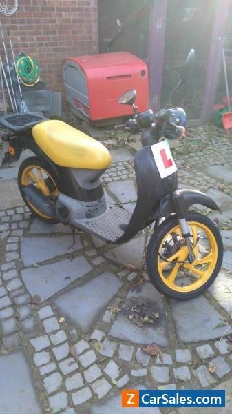 Honda 50cc moped SGX SKY long mot #honda #sgxsky #forsale #unitedkingdom