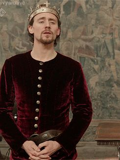 """King Henry V, Listening to Catherine of Valois - """"What says she? That the tongues of men are full of deceits?"""""""