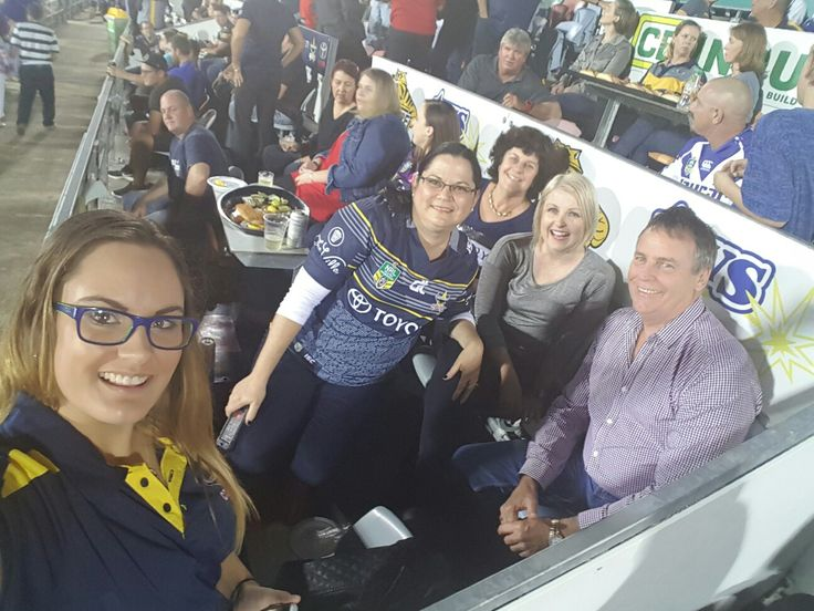 Go Cowboys ... time out with good friends aka workmates