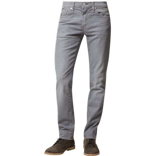 Levi's® 511 SLIM FIT Slim fit jeans (£80) ❤ liked on Polyvore featuring men's…