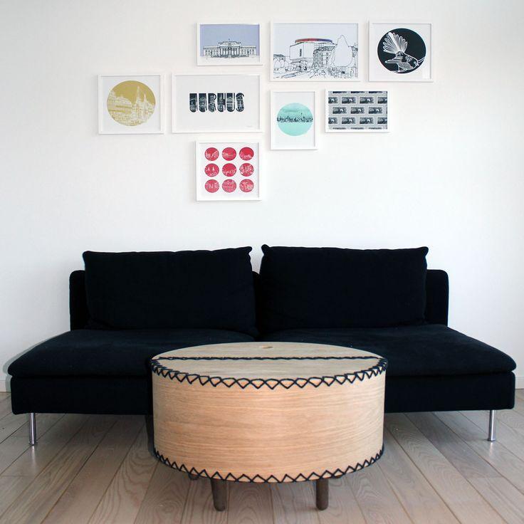 Living Room / Denmark - New Zealand - FSC - Ikea