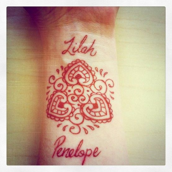 Henna Tattoo Designs Names: 115 Best Name Tattoos Images On Pinterest