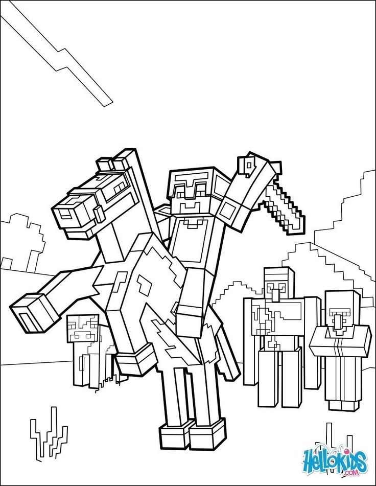 Dan Tdm Coloring Pages Coloring Book Minecraft Coloring