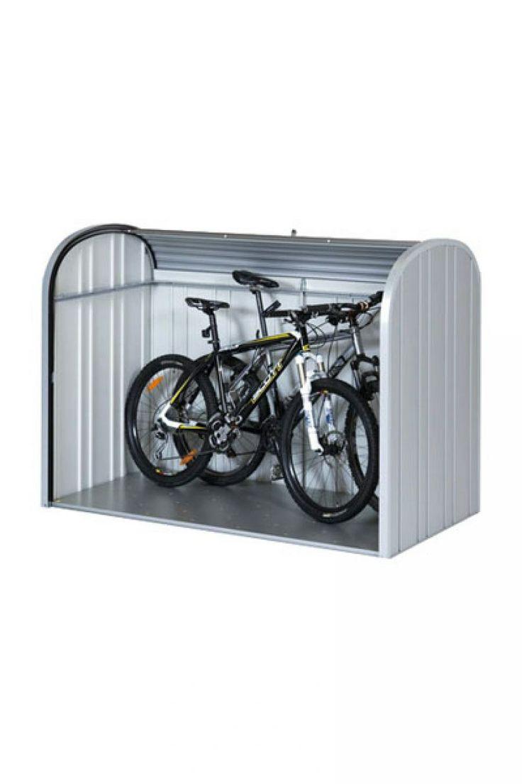 M s de 1000 ideas sobre almacenamiento de bicicletas en - Armarios metalicos para exterior ...