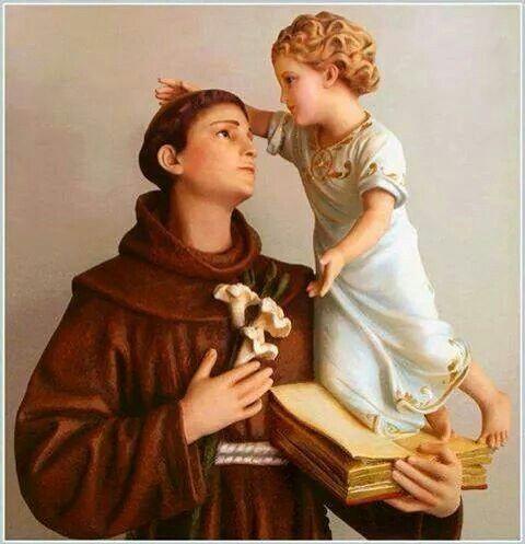 Köszönöm Uram Szent Antalt is hogy a segítségemre küldted