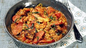 Cajun Jambalaya Recipe by Mario Batali - The Chew