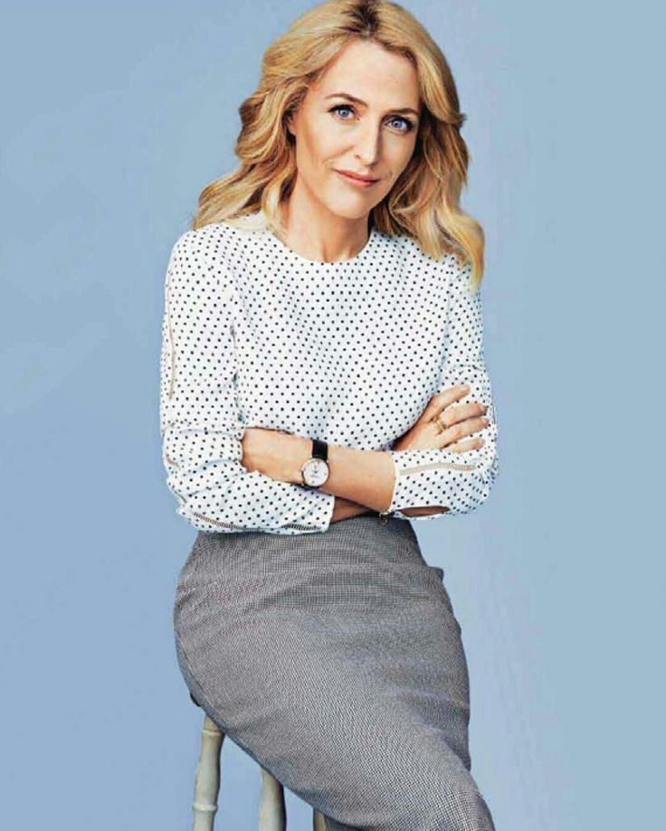 Gillian Anderson, YOU Magazine