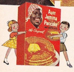 Did you know the first ready-mix food that was sold commercially was Aunt Jemima's pancake flour which was invented in 1889?