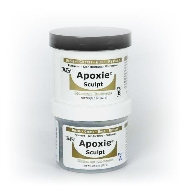 AVEAS1W Aves Studio Apoxie Sculpt 1lb White
