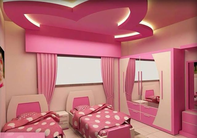 How To Decorate A Kids Room On A Low Budget Acha Homes Childrens Bedrooms Design Ceiling Design Bedroom Living Room Designs