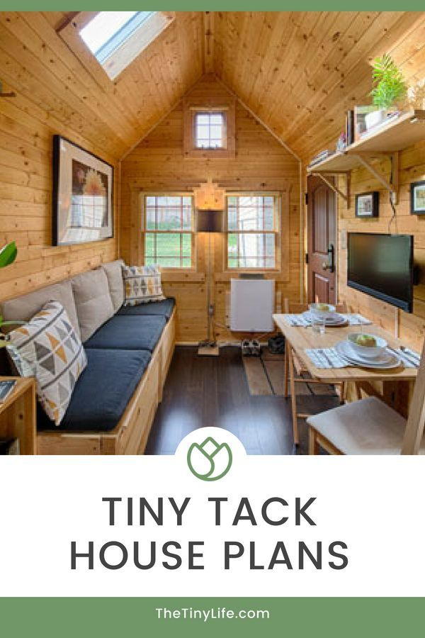 tiny tack house the best tiny house plans in 2019 tiny house rh pinterest com