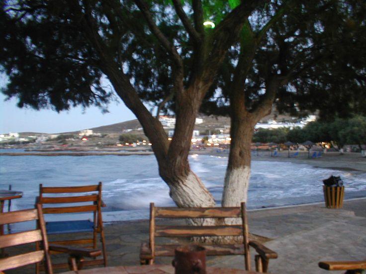 Syros, Azolimnos beach, personal photo