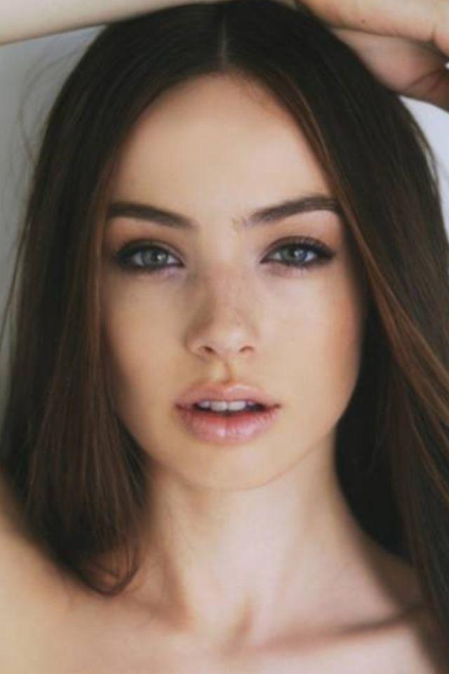 simple, natural makeup