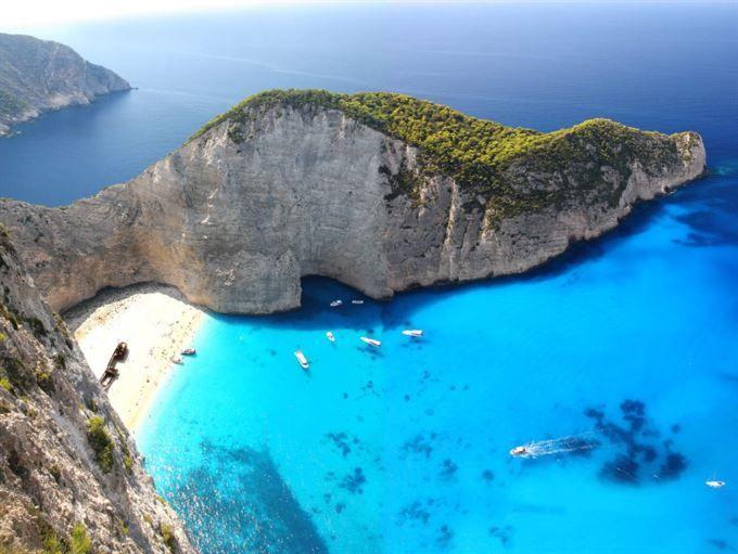 Grekland – 17 underbara grekiska öar från Samos till Santorini | Allt om Resor