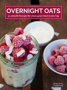 Meine neue Frühstücksliebe { Overnight Oats mit Granatapfel und Schokolade } - Kochkarussell