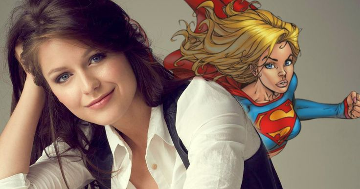 'Supergirl' TV Show Casts 'Glee' Star Melissa Benoist -- 'Whiplash' and 'Glee' star Melissa Benoist has signed on to play Kara Zor-El in CBS' highly-anticipated 'Supergirl' TV series. -- http://www.movieweb.com/supergirl-tv-show-cast-melissa-benoist