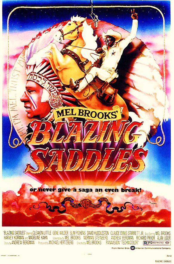 Blazing Saddles (1974) - Μπότες, σπιρούνια και καυτές σέλες (1974)