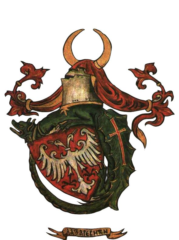 Grb Lazarevic - Order of the Dragon - Wikipedia, the free encyclopedia