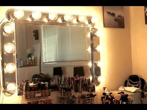 best 25 hollywood vanity mirror ideas on pinterest hollywood mirror hollywood mirror lights. Black Bedroom Furniture Sets. Home Design Ideas