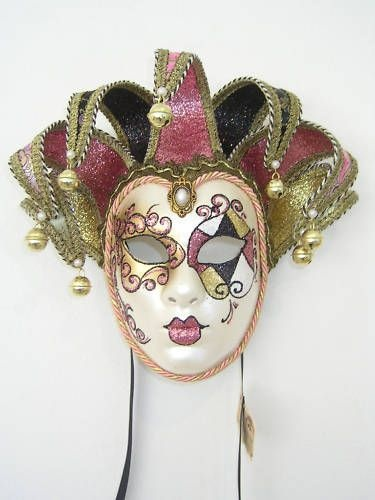 17 Best Images About Ceramic And Carnival Masks On