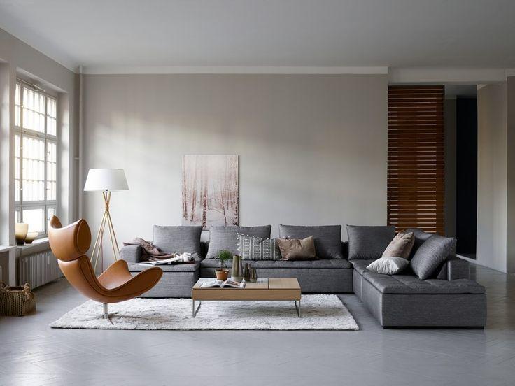 Mezzo grey designer lounge Sydney