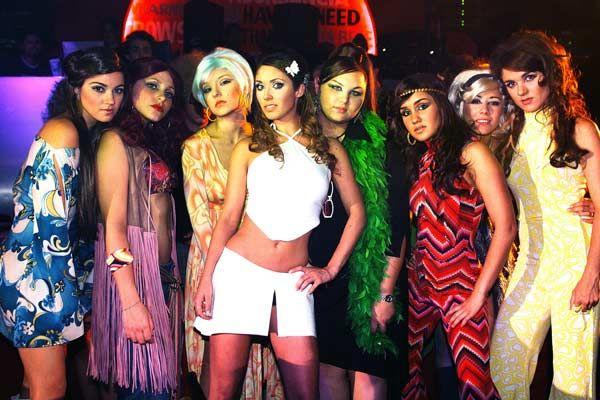 #Rebelde #girls #boateinferno