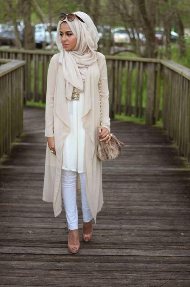 Bien-aimé Les 25 meilleures idées de la catégorie Robe hijab sur Pinterest  CQ77
